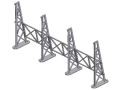 GH_360_01<br>Lattice structure high 360 mm<br>for 1 panel